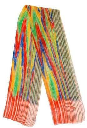 Missoni Striped Silk Scarf