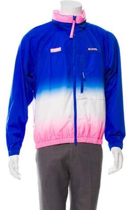 Opening Ceremony Columbia x Sawtooth Windbreaker Parka w/ Tags blue Columbia x Sawtooth Windbreaker Parka w/ Tags