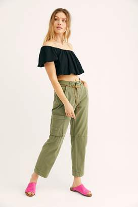One Teaspoon Oneteaspoon Cargo Bandit Trousers