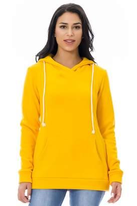 5225390f0d at Amazon Canada · Smallshow Women s Fleece Maternity Nursing Sweatshirt  Hoodie