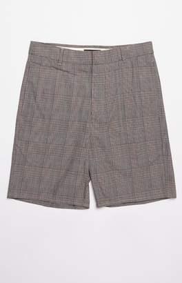 Brixton Graduate Slack Plaid Shorts