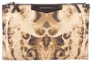 Givenchy Printed Antigona Clutch