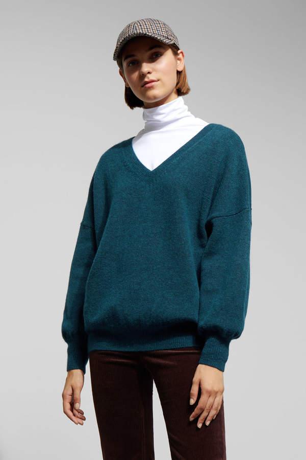 Raita Sweater - Blue