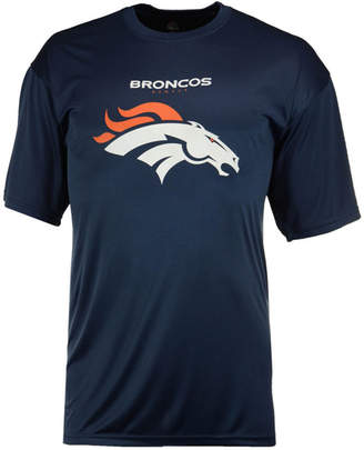 Profile Men's Denver Broncos Critical Victory Performance Big & Tall T-Shirt