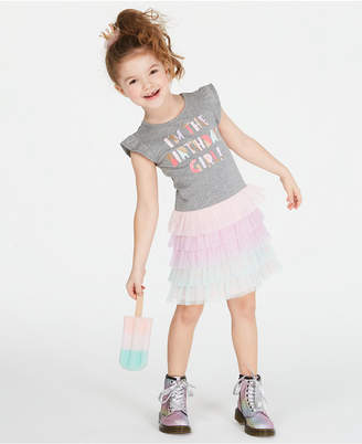 Epic Threads Toddler Girls Birthday Tulle Dress