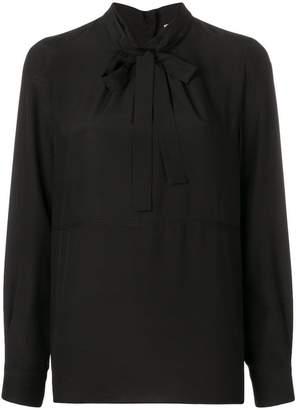 Bottega Veneta pussy bow blouse