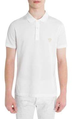 Versace Cotton Polo Shirt
