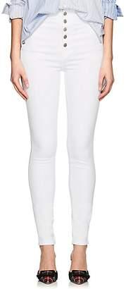 J Brand Women's Natasha Skinny Jeans - White