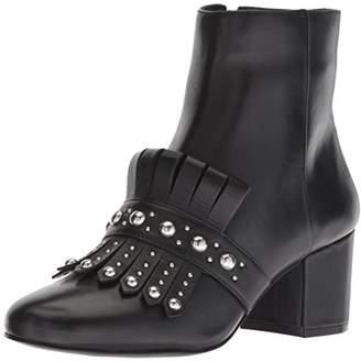 Nine West Women's nwQAMILE Ankle Boots, Black