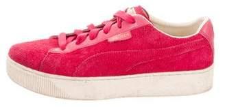 Alexander McQueen x Puma Suede Low-Top Sneakers