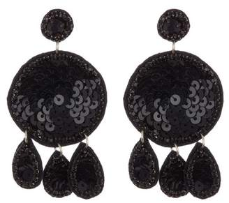 BaubleBar Jazz Sequin Drop Earrings