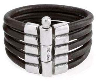 Uno de 50 Knock on Wood Bracelet