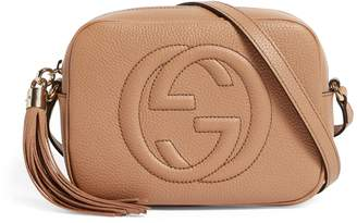 Gucci Small Leather Soho Disco Bag