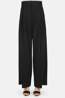 J.W.Anderson Wide Leg Trousers - Black