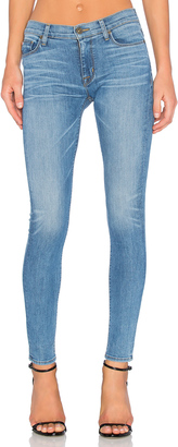 Hudson Jeans Nico Mid Rise Super Skinny $205 thestylecure.com