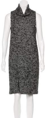 Max Mara Wool Midi Dress