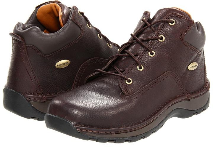 Irish Setter Voyager 3852 (Dark Brown) - Footwear