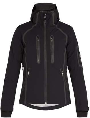 Bogner Keith Hooded Ski Jacket - Mens - Black