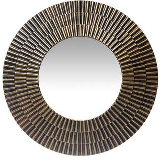Infinity Instruments Moreno Round Wall Mirror - 22W x 22H in.