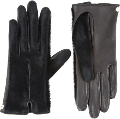 Lanvin Ponyhair Short Glove