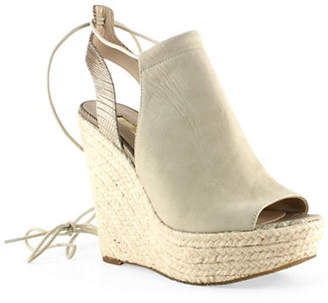 GUESS Orristi Platform Wedge Espadrille Sandals
