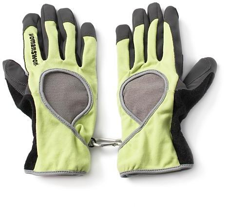Women's Hi-Performance Gloves, Green