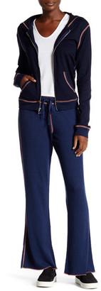 Allen Allen Knit Lounge Pant $88 thestylecure.com