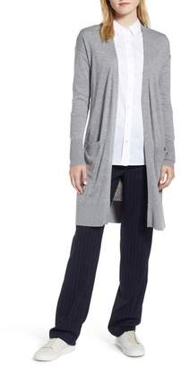 Halogen Open Front Pocket Cardigan (Regular & Petite)