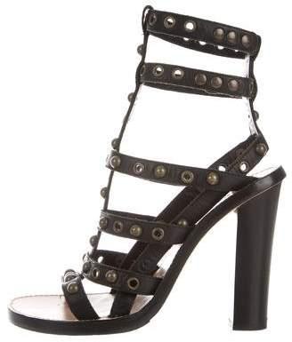 Isabel Marant Lucie Studded Sandals