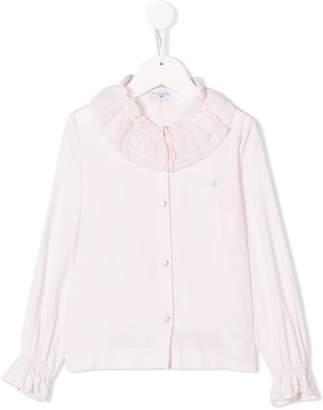 MonnaLisa ruffle trim blouse