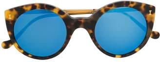 Illesteva cat-eye sunglasses