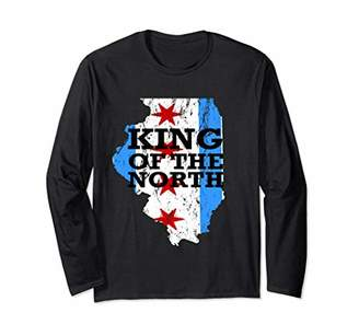 King of the North Chicago long sleeve shirt