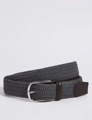 Marks and Spencer Stretch Web Active Waistband Casual Belt