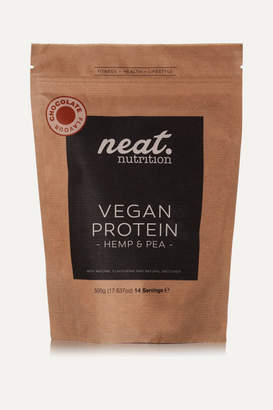 Neat Nutrition - Hemp And Pea Vegan Protein - Chocolate, 500g
