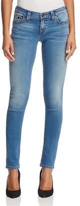 True Religion Stella Skinny Jeans in Authentic Indigo