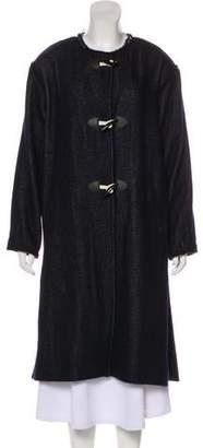 Etoile Isabel Marant Wool-Blend Long Coat
