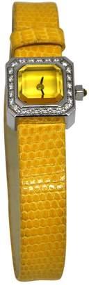 Corum White Gold Watch