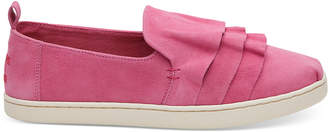 Toms Deconstructed Alpargata Leather Slip-On