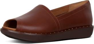 ce2872048 FitFlop Leather Sole Women s flats - ShopStyle
