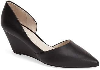 Kenneth Cole New York 'Ellis' Half d'Orsay Wedge Pump