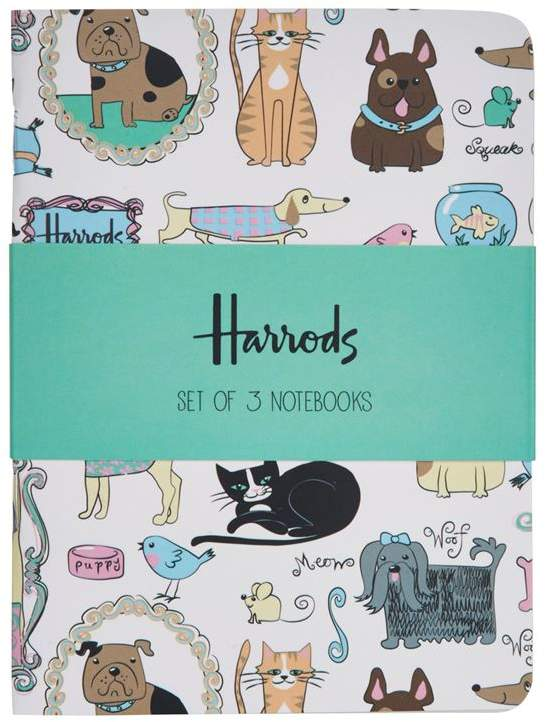 Quirky Pets Notebook Set