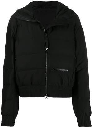 Y-3 seamless down jacket