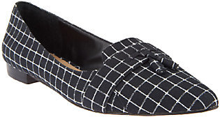 Sole Society Smoking Slipper Tassel Flats - Celia $22.72 thestylecure.com