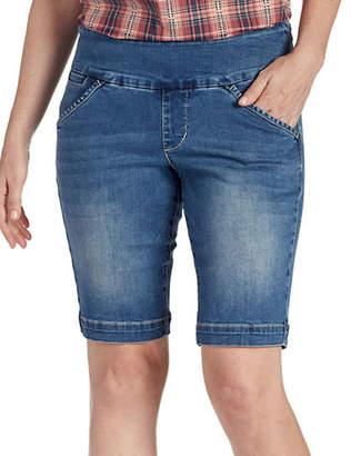 Jag Jeans Ainsley Denim Bermuda Shorts