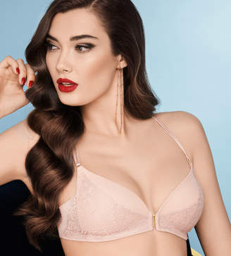 d510dec596 Triumph Adorned Essence Push-up bra non-wired with front closure