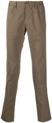 Incotex casual chino trousers