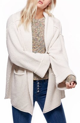 Women's Free People Low Tide Cardigan $128 thestylecure.com