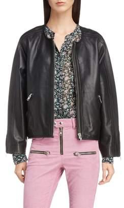 Etoile Isabel Marant Akady Leather Jacket