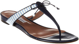 Tabitha Simmons Dara Leather Slide