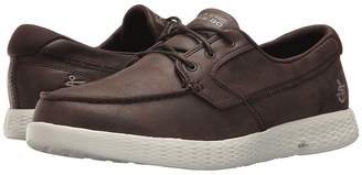Skechers Performance On-The-Go Glide - Harbor Men's Lace up casual Shoes